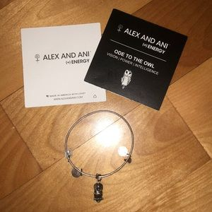 ode to the owl Alex and ani bracelet